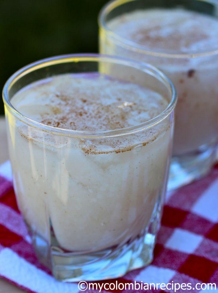 Masato de Arroz (Colombian Rice Drink)