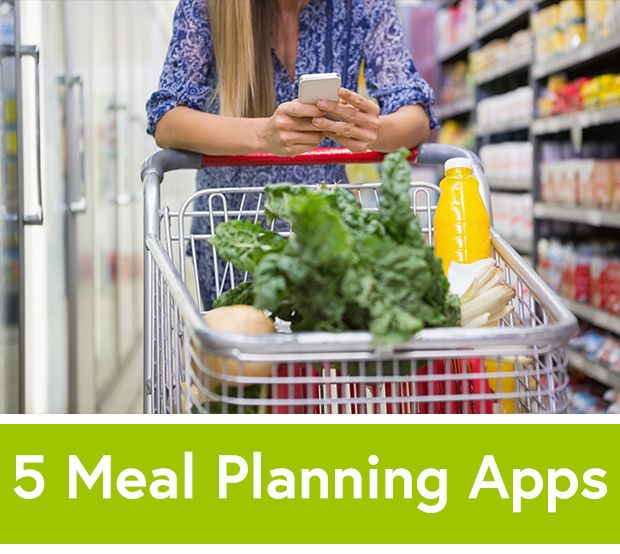 5 Best Healthy Meal Planning Apps