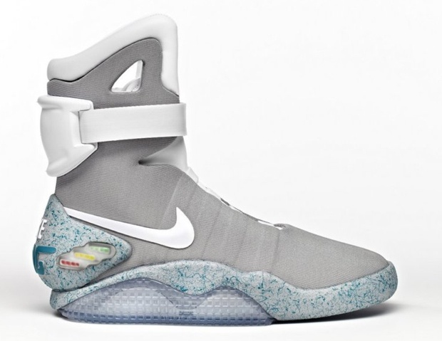 Nike MAG 2011 back to the future