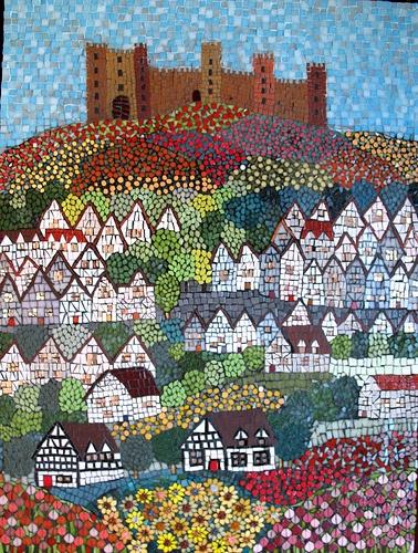 Mosiac Art-another rug
