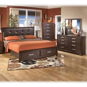 4piece queen bedroom set nebraska furniture mart yes everything i want