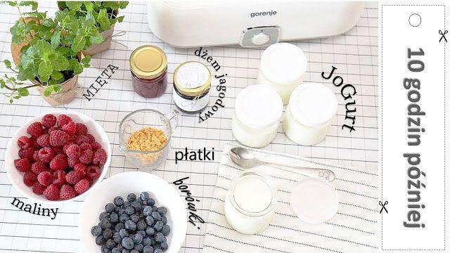 Aga W-ska: Domowy jogurt