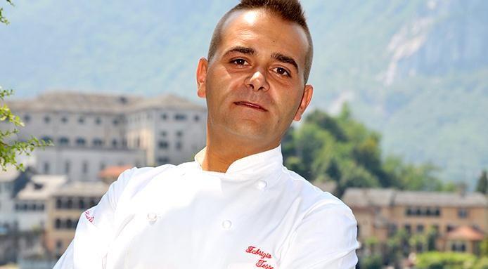 Chef Fabrizio Tesse (Locanda di Orta, Orta San Giulio NO)