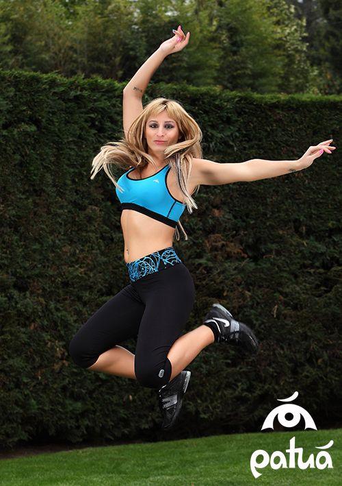 Patuá - Fitness fasshion | Moda desportiva mulher - Corsários Bertioga