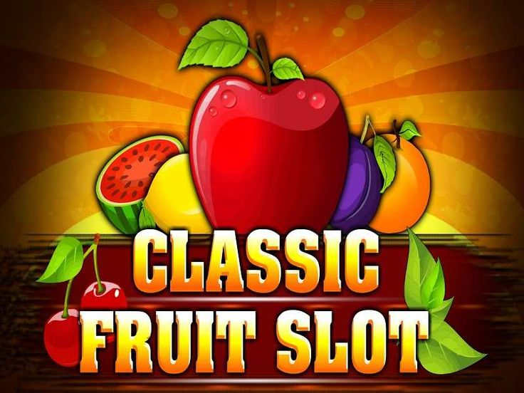 "Sometimes the Simplest Names Are the Best     The flickering and glimmering of the background track is appealing. It is no doubt that your eyes will twinkle with joy as you play along. Worry less if there are no bonus games or free spins: focus on the word ""Classic"". Superfruit 7 by 1x2 Gaming exhibit similar themes as that of Classic Fruit Slot. http://free-slots-no-download.com/1x2-gaming/9847-classic-fruit/"
