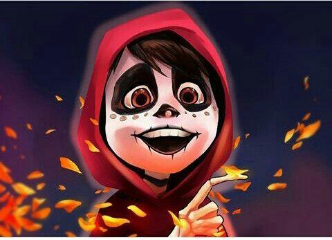 Miguel de coco Pixar