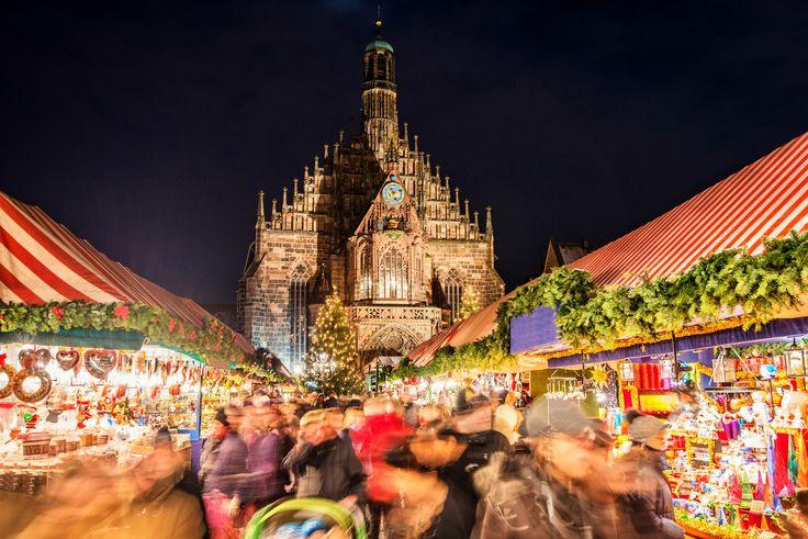 Nuremberg Christkindlesmarkt en Núremberg, Alemania - Los mejores mercadillos navideños de Europa