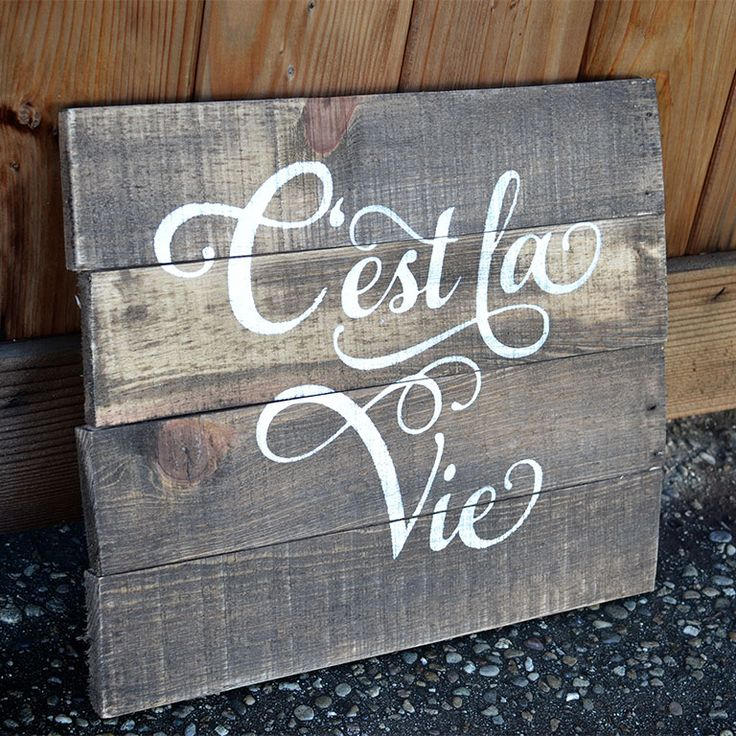 62 Best Pallet Signs Images On Pinterest