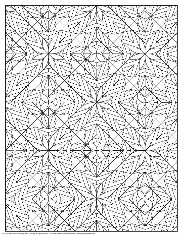74 best patterns images on Pinterest Mandalas Coloring books