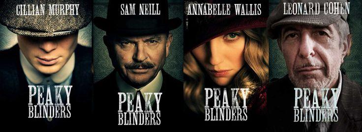 Peaky Blinders Season 3, Including New Leonard Cohen Song, On ...