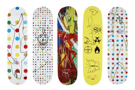 damien-hirst-supreme-skateboard-decks-custom-1