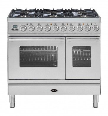 Linea Principale 90 cm dubbele oven