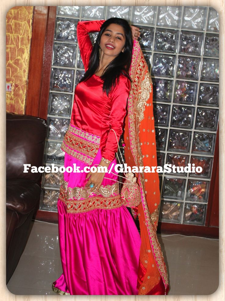 My beautiful client Msg from her: This is the first ever time i wore a gharara in my entire life and I just got lucky to have found you guys to design it for me ! Thank you so much <3 Ill recommend every woman looking for a gorgeous Mughal era dress that makes one feel like a Begum for a while only , to Contact The gharara studio ! Kudos to you talented sisters  #gharara #gharara4u #ghararadesign #GhararaStudio #partygharara #customisedgharara #orderonline