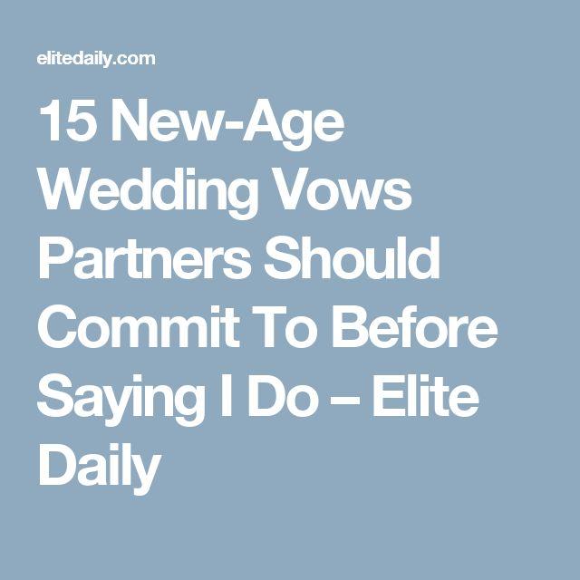 1000+ Ideas About Modern Wedding Vows On Pinterest