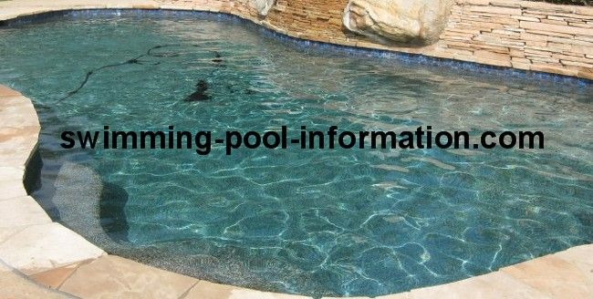 Looks Like Courtsone Natural Grey Pool Liner Http Www