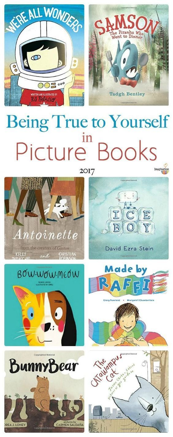 reading stories that celebrate being unique, kind, and yourself helps kids grow in confidence
