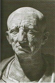Marcus Porcius Cato,by nameCato The Censor, orCato The Elder(born234BC, Tusculum,Latium[Italy]—died149), Roman statesman, orator, and the first Latin prose writer of importance.