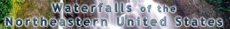 East Barnet Falls - Waterfalls of the Northeastern United States