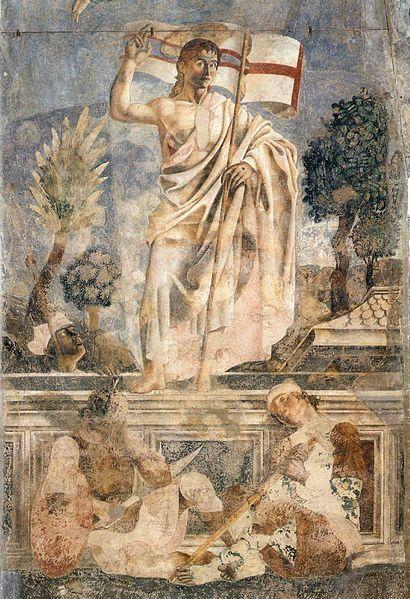 Andrea del Castagno - Resurrection