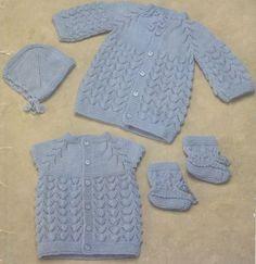 mavi bebek takımı