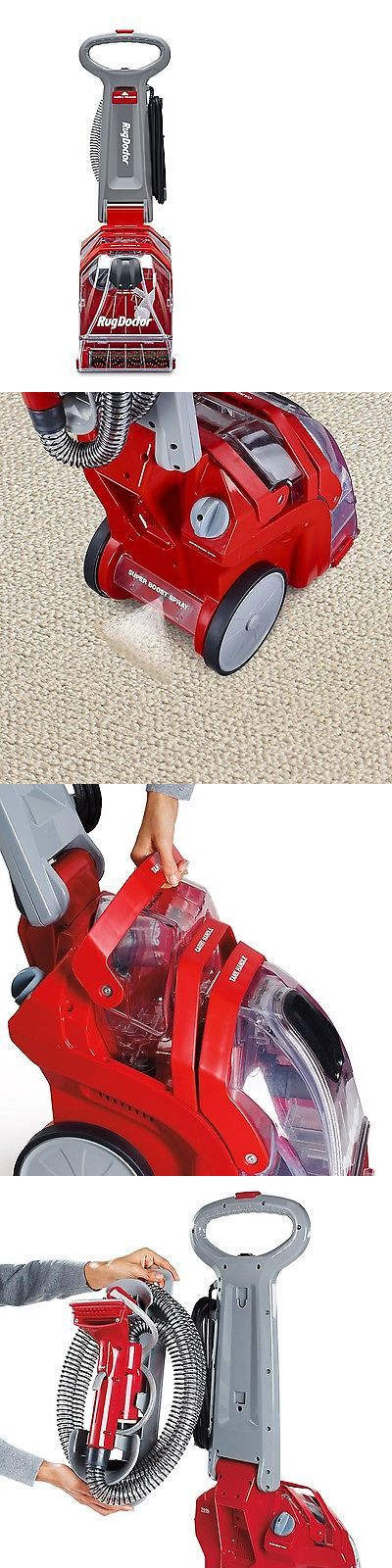 Carpet Shampooers 177746: Rug Doctor Deep Carpet Cleaner And Rug Doctor Pet  Pro Carpet Cleaner64