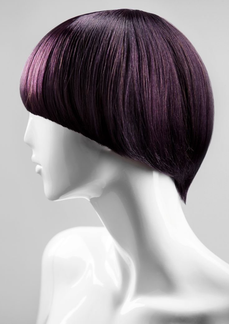 FEMALE WIGS, geometric haircut #MoreMannequins #FemaleMannequin #hairstyle #bangs