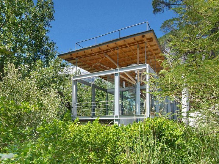 Tree House / Van der Merwe Miszewski Architects
