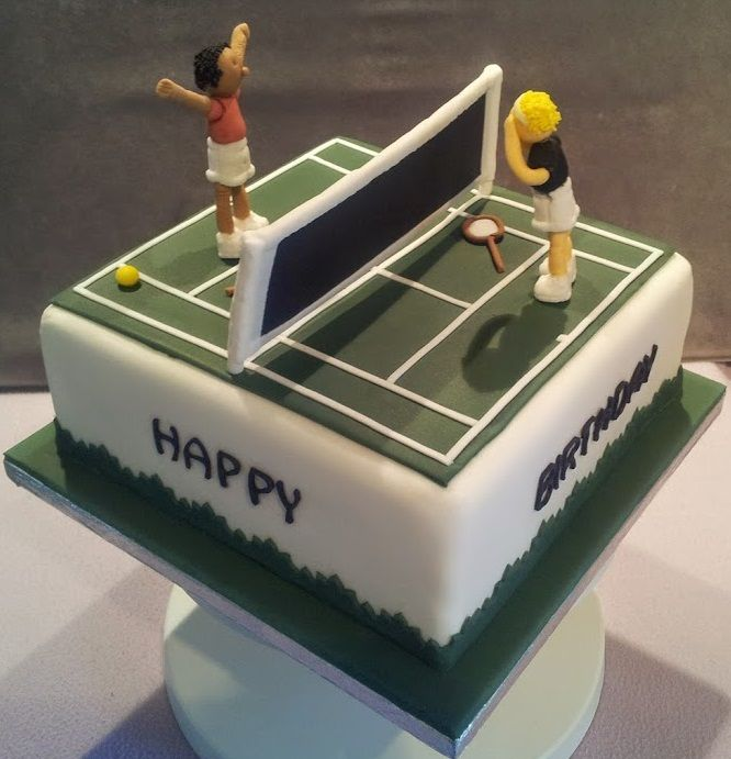 tennis inspired wedding cakes 19 best images about cake tennis football on 20794