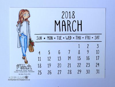 LOTV - Thoroughly Modern Misses - March by Karen Oliver