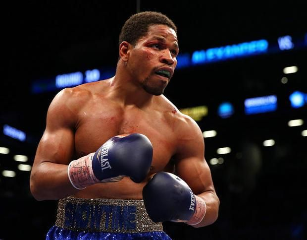 My article on when Shawn Porter is set to defended his IBF Welterweight Championship