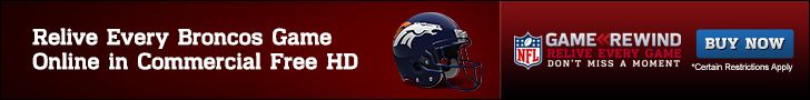 Game Rewind: Denver Broncos