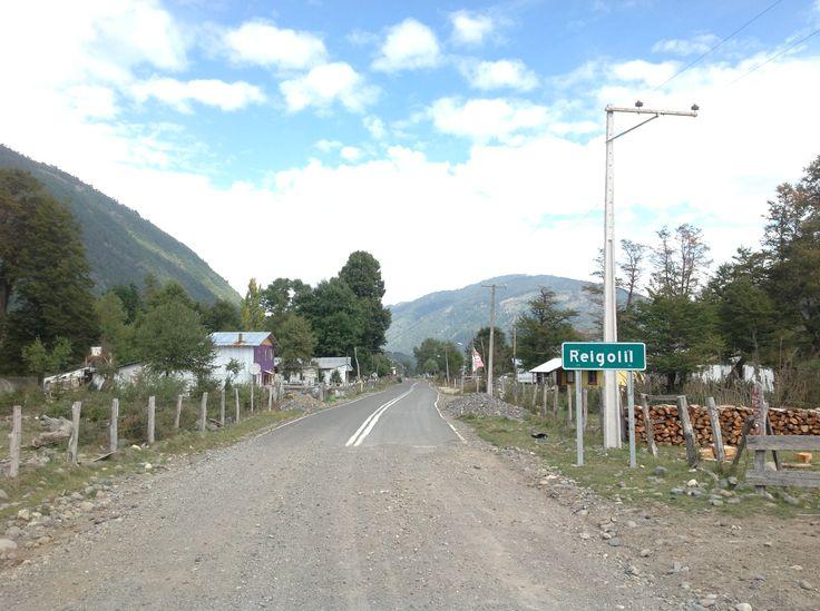 Reigolil, Curarrehue , Región de la Araucanía
