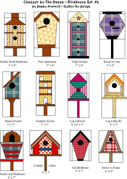 Ideas de casas de pájaros                                                                                                                                                                                 Más