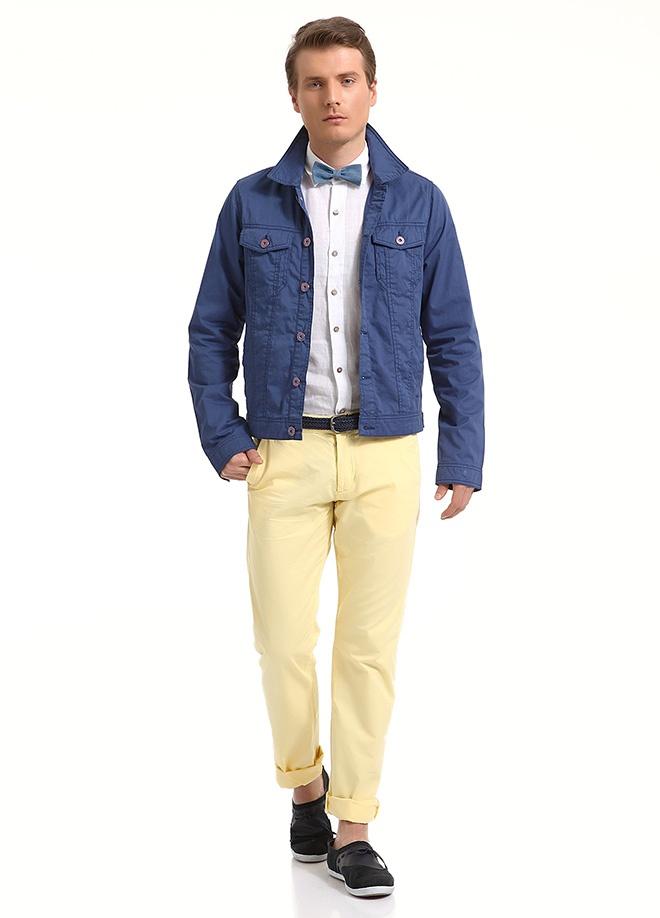 Sateen Men Pamuk keten pantolon Markafonide 159,90 TL yerine 79,99 TL! Satın almak için: http://www.markafoni.com/product/3797701/