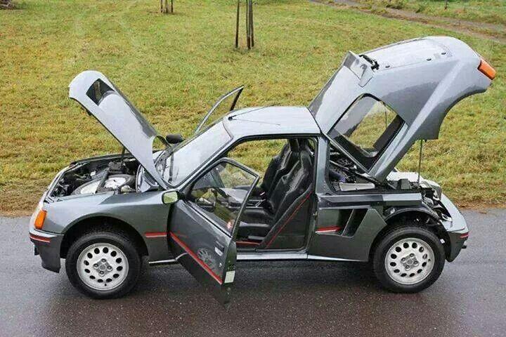 Peugeot 205 GTI                                                                                                                                                                                 More