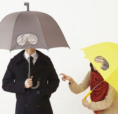 Paraguas para lluvia fuerte » No Puedo Creer
