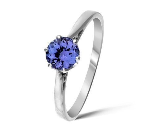 Stylish 9 ct White Gold Ladies Solitaire Engagement Ring with Tanzanite 0.50 Carat Size K by Bella Diamanti, http://www.amazon.co.uk/dp/B008PE9JGO/ref=cm_sw_r_pi_dp_uI1xrb0T3CKTZ  this is beautiful.. simple.. very nice