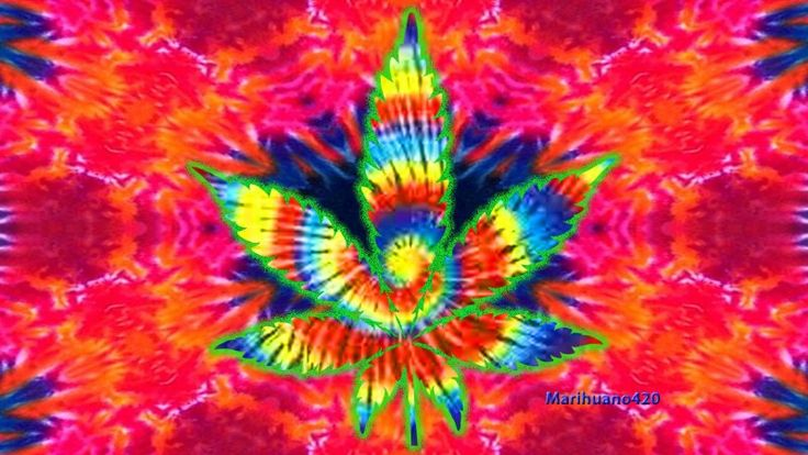 Trippy Weed Backgrounds Tumblr Hippie Wallpaper Weed