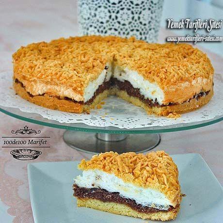 Polonya Keki | Yemek Tarifleri Sitesi - Oktay Usta - Harika ve Nefis Yemek Tarifleri