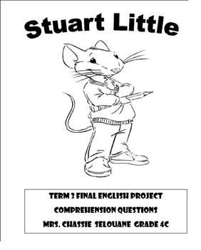 Stuart Little Novel Project