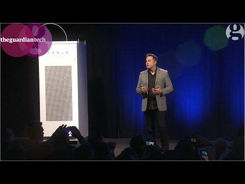 Svelata la batteria di Tesla per staccarsi dalla rete usando il fotovoltaico