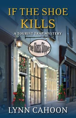 11/10/14 (Tourist Trap Mystery Series #3) The tourist town of South Cove, California, is a lovely place to spend the holidays. But this year, shop owner Jill Gardner discovers there's no place like home for homicide. . . As owner of Coffee, Books, and More, Jill Gardner looks forward to the hustle and bustle of holiday shoppers. But when the mayor ropes her into being liasion for a new work program, 'tis the season to be