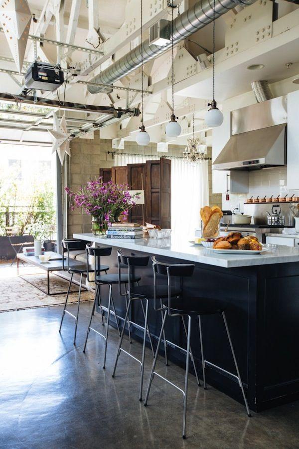 Designer files loft life envy cocinas interiores y for Cocina industrial hogar