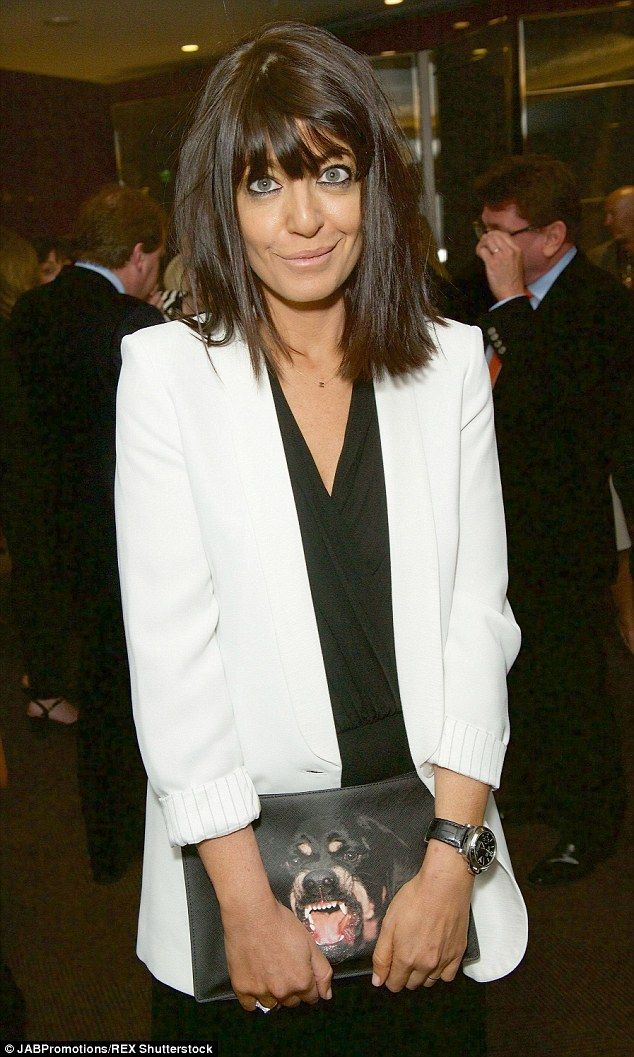 New role: Claudia Winkleman is to appear on consumer rights show Watchdog this month speaking about how her daughter was badly burned when her fancy dress costume went up in flames