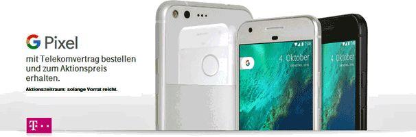 Google Pixel mit Vertrag für 1,00€ mit dem Telekom Magenta Mobil S mit 13,47 € rechnerische monatliche Grundgebühr   #Google Pixel