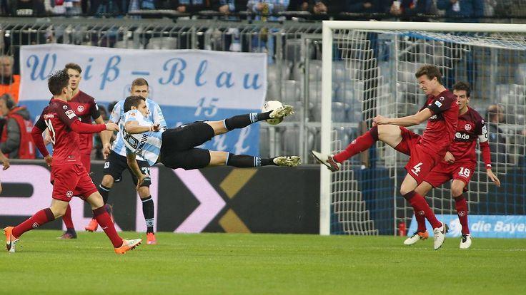 Stuhl von Trainer Runjaic wackelt: 1860 erspielt Remis gegen Kaiserslautern