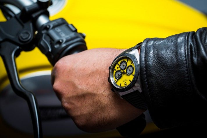 Hands On The New Tudor Fastrider Chronograph Watch