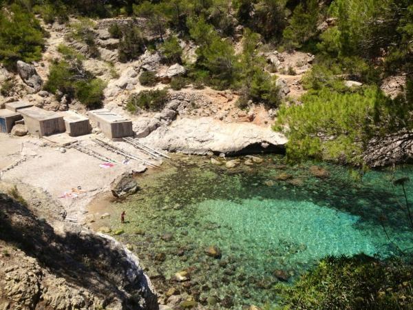 Swim in Cala Des Multons
