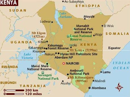 Mejores 53 imgenes de kenia kenya nairobi en pinterest viajes kenia mapa buscar con google gumiabroncs Choice Image