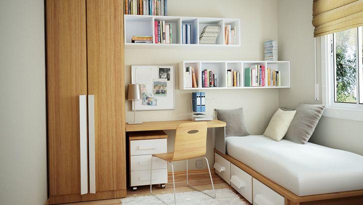 Inspirasi Desain R Kos Berukuran Mungil Www Rumah